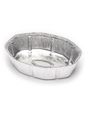 Forma Alumínio Oval Funda...