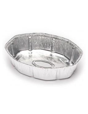 Forma Aluminio Oval Funda...